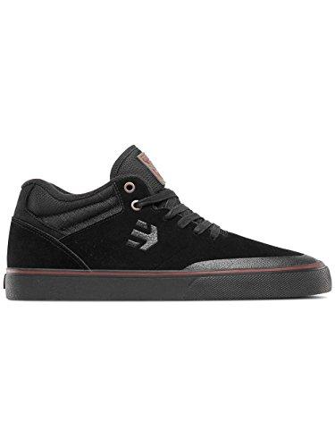 Chaussure Etnies Marana Vulc MT Gris-Noir-Rouge BLACK/BROWN
