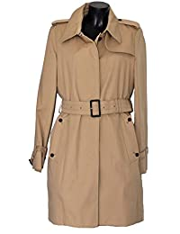 Aquascutum Trench Giacca Giubbotto London Donna Women Franca SB BOL Camel c3b0411e5bc7