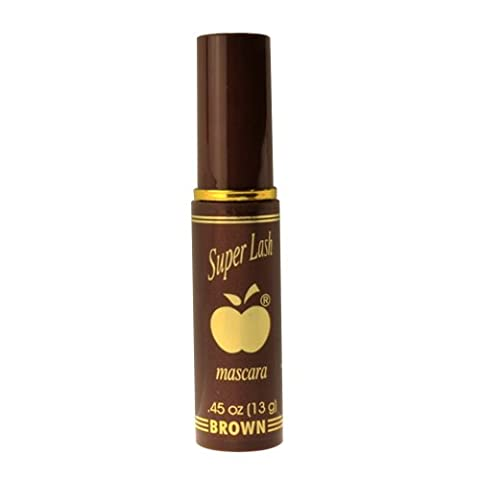 (3 Pack) BY APPLE COSMETICS Super Lash Mascara Brown
