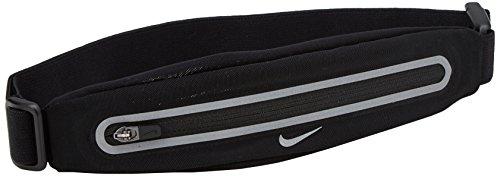 Nike Erwachsene Lean Hüfttasche, Black/Black, OSFM