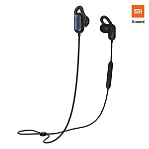 Mi Sports Bluetooth Earphones Basic Dynamic bass, Splash and Sweat Proof, up to 9hrs Battery (Black)