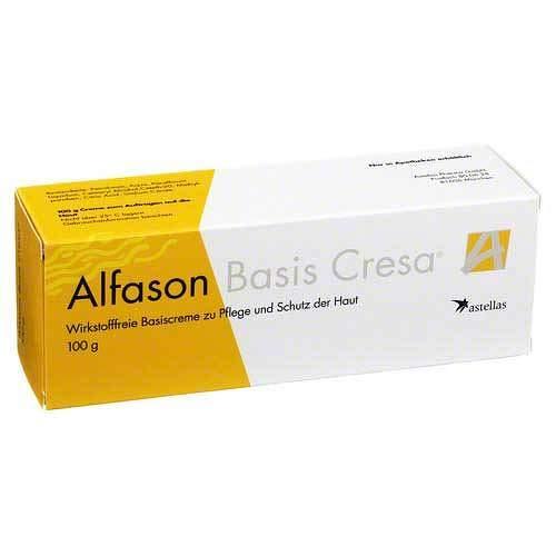Basis Creme (Alfason Basis Cresa Creme 100 g)