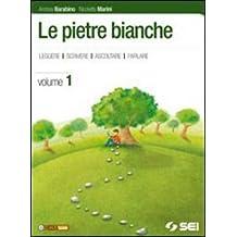 PIETRE BIANCHE 1 (LE) / VOL. 1+MITO E EPICA