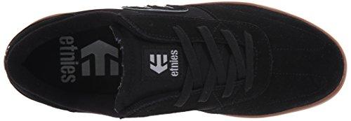 Etnies Lo-cut, Sneakers Basses Homme Noir (black/gum/grey)