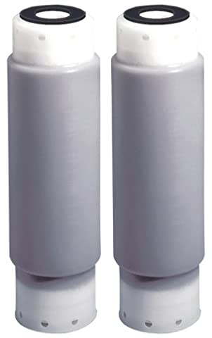 Aqua-Pure AP117 Universal Whole House Filter Replacement Cartridge for Chlorine, Dirt and Rust Reduction, 2-Pack by AquaPure