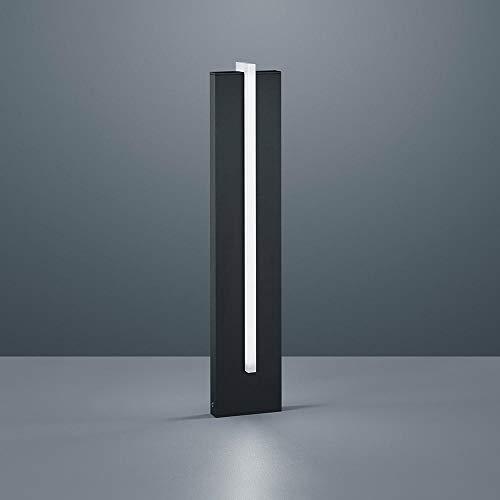 Helestra LED Außenstandlampe Oki IP54 2805lm Graphit