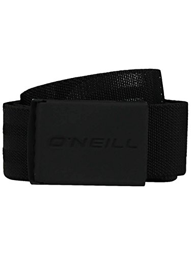 O'Neill Herren Bm Logo Belt Accessories Black Out
