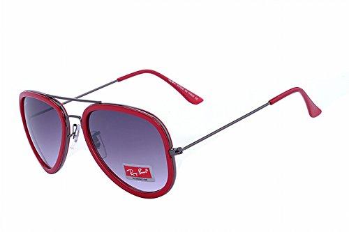 aviator-liteforce-rb4180-601s71-59-13-in-metallo-lenti-polarizzate-occhiali-per-la-guida-notturna-oc
