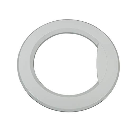 Türring außen Ring Bullauge weiß Waschmaschine Frontlader ORIGINAL Gorenje 154520 passend WA50100 SWA50060 GWA1100 GWA850 MWA50080 KWA50060 SWA50130 MWS40100 ELBA50080 LA6120 WS40089 WWA50085 PK714D (Reiniger Frontlader-waschmaschine)