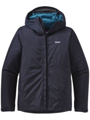 Patagonia - Giacca isolante da uomo Torrent Shell, Uomo, Insulated Torrent Shell, Navy Blue, L