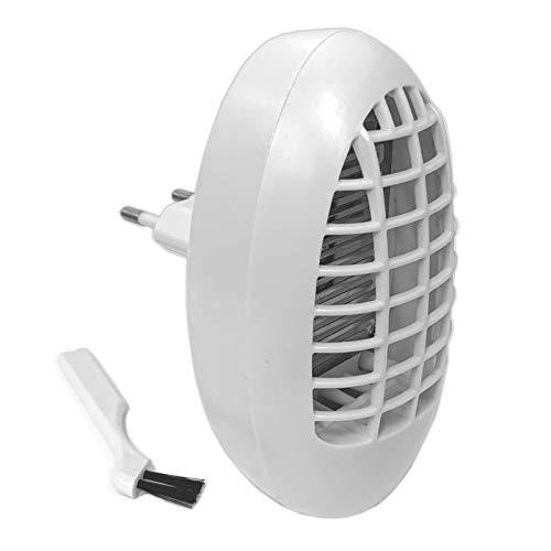 Eaxus UV Insektenvernichter Insektenfalle Elektrisch Elektrischer Insekten Schutz Licht Fliegenfalle Mückenschutz Fliegenfänger