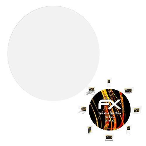 atFoliX Panzerfolie kompatibel mit Cluse CL18112 Schutzfolie, entspiegelnde und stoßdämpfende FX Folie (3X)