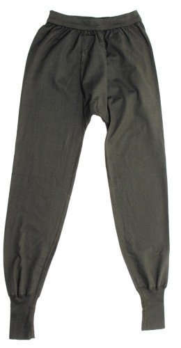 Bundeswehr Unterhose, lang, oliv, Größe 9