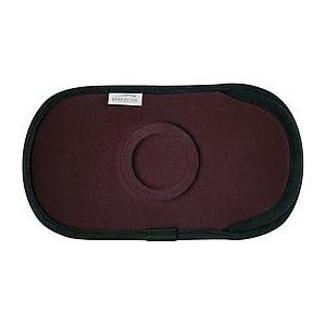 PSP Slim & Lite, PSP – Neoprene Pouch, dunkelrot
