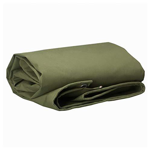 Bâche imperméables portatives, Couverture Se Pliante de Meubles, Toile extérieure résistante de, 650G / M² (Taille : 4M×6M)