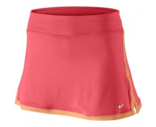 Nike Tennis De La Gonna De La Frontera Pour Femme Noir / Blanc (noir / Blanc / Blanc)