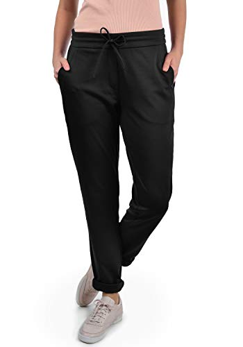 DESIRES Heaven Damen Jerseypants Sweatpants Jogginghose Mit Taschen, Größe:XXL, Farbe:Black (9000) -