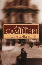 ANDREA CAMILLERI: L'ODORE DELLA NOTTE [Copertina flessibile] by