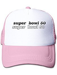 super-bowl-50-nylon-adult-baseball-cap-mesh-hat