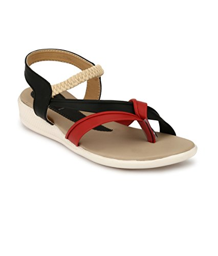 c478f33a4f638d Rimezs Multicolor Casual Daily Wear Flat Sandal For Women And Girls ...
