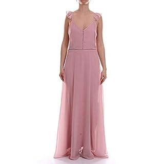 ANGELEYE Damen Glaucouspink Rosa Polyester Kleid