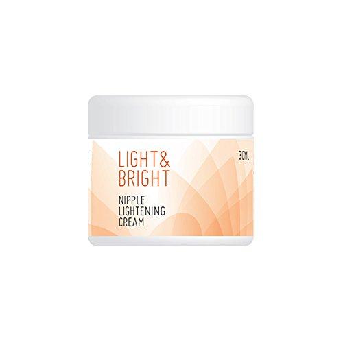 LIGHT & BRIGHT NIPPLE LEUCHTUNG CREME - ERWEITERTE LICHT PERFEKTE PINK AREOLAS
