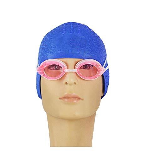 Dpolrs BOIHON Rennen Anti-Fog-Schwimmbrille Pool Tauchen Professionelle Wasser-Schwimmen-Eye Wear Glasses