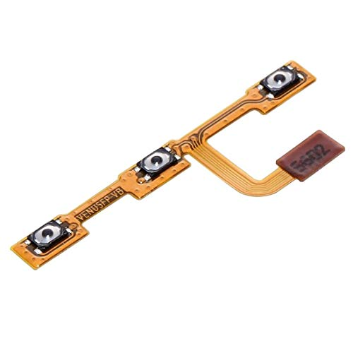 Ersatz-Flat Flex-Kabel Schalter Schalter Schalter Schalter Taste Power On Off Volume Mute Steuerung Taster Laterali für Huawei P9 LITE Ersatz-flat