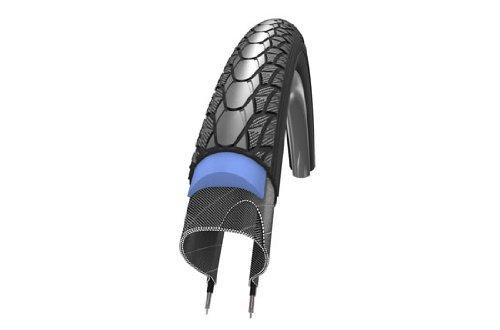 SCHWALBE Marathon Plus 16-24 pouces pneus (Design: 20' (35-406) Noir/Rflex) Pneu vélo de ville