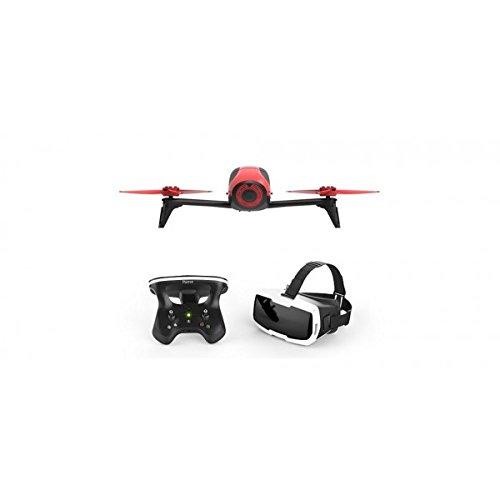 Parrot-Bebop-2-FPV-Drohne-im-Set-mit-Skycontroller-und-FPV-Brille-wei