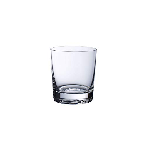 Villeroy & Boch Basic Whisky-Glas Old Fashioned Tumbler, Kristallglas, 95mm Old Fashioned Gläser