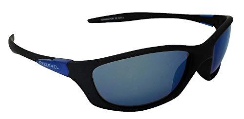 3d811a18e2a Terminator Sports Lunettes de soleil Bleu Miroir Cat-3 UV400 Lentilles