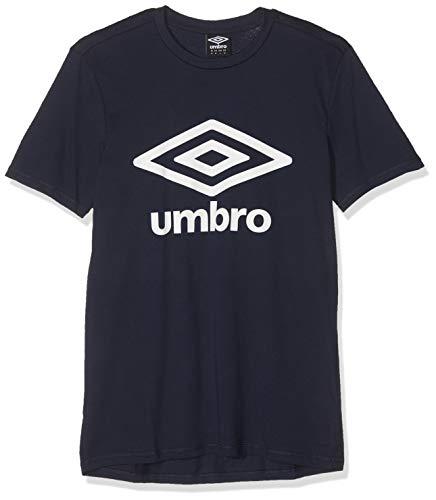 Umbro Fw Logo Cotton tee Camiseta