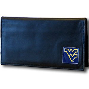 ncaa-west-virginia-mountaineers-leather-checkbook-cover
