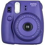 Fujifilm Instax Mini 8 Appareil photo argentique instantané Violet