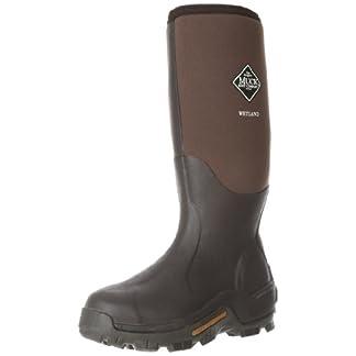 Muck Boots Unisex Adults' Wetland's Men Wellington Boots 17