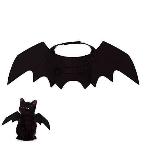 Molinter Halloween Fledermaus Flügel Haustier Kostüm Lustige