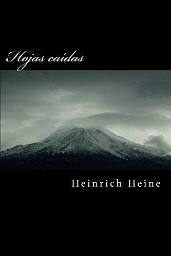 Hojas caídas por Heinrich Heine