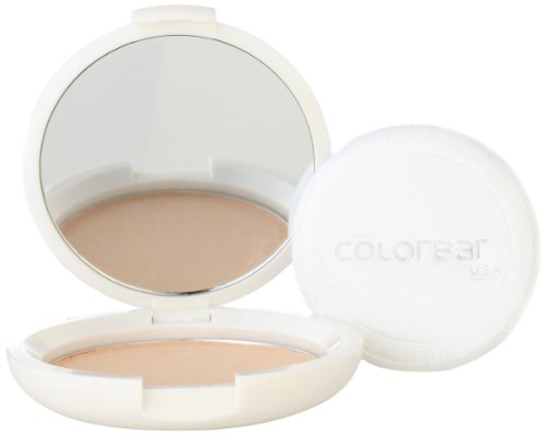 Colorbar Radiant White UV Compact Powder, Sandy Nude 9g