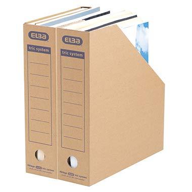 ELBA Archiv-Stehsammler tric System