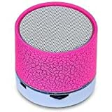 #2: Digihub's Bluetooth Mini Multicolor S10 Speaker for All Smart Phones