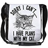 JNMCFELFA Sorry I Cant..I Have Plans With My Cat Beautiful Travel Case
