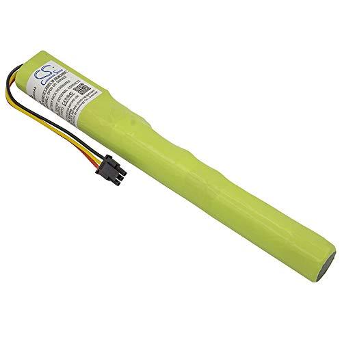 Thor Passt - 2600mAh / 28.08Wh 10,8 V Li-Ion-Barcode-Scanner-Batterie