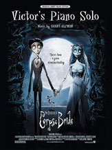Victor's Piano Solo (from Corpse Bride) - Piano, Vocals and Guitar - Buch (Bride, Corpse Victor)