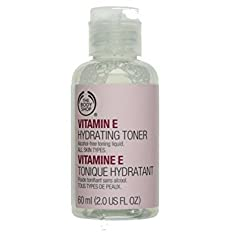 The Body Shop Vitamin E Hydrating Toner All Skin Types 60ml