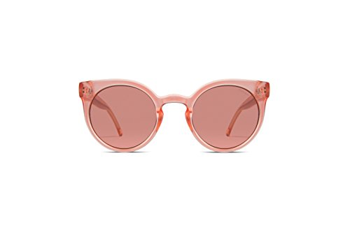 KOMONO Damen Brillengestelle Lulu, Mehrfarbig (Peach), 46 Preisvergleich