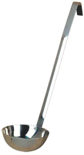 American Metalcraft L220 Stainless Steel 2-Piece Syrup Ladle, 2-Ounce by American Metalcraft Metalcraft