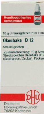 DHU Okoubaka D12, 10 g Globuli