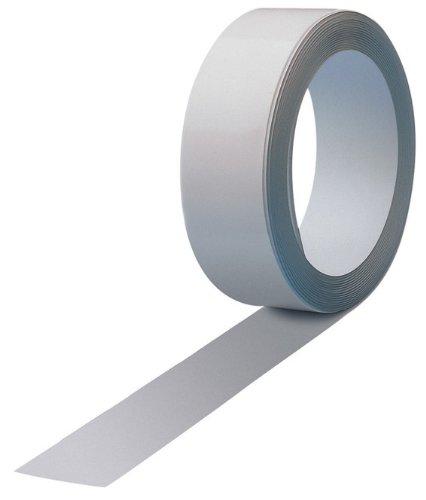 2, 5 mtr. Magnetband Faxland, Magnethaft Wandleiste Selbstklebend, Ferroband, Ferroleiste, 2.5 meter Länge