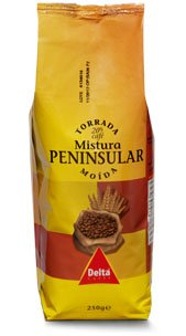 Delta Peninsular Roasted Ground Barley and Chicory Coffee Mix 250g 31PzEVHloiL